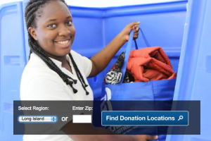 Donating has never been so easy - or vital! Click here to find donation locations near you.