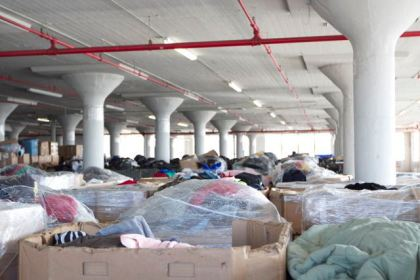 The GoodwillNyNj Sandy Relief Warehouse in Industry City – as you can see, your donations make a real difference and allow us to help rebuild communities and lives. Thank you for your support, Goodwill fans!