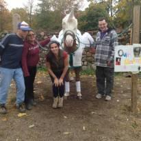 Unicorn: Katherine Mulqueen, Jordan Lerner, Daniel O'Shea and Alix Sugarman