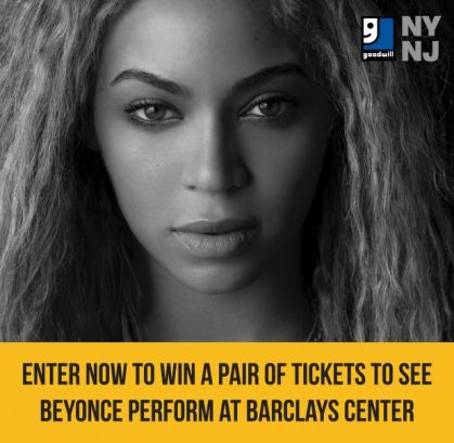 Beyonce Ticket Contest