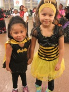 students halloween batgirl bumble bee costume