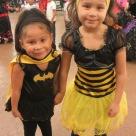 students halloween batgirl bumble bee costume