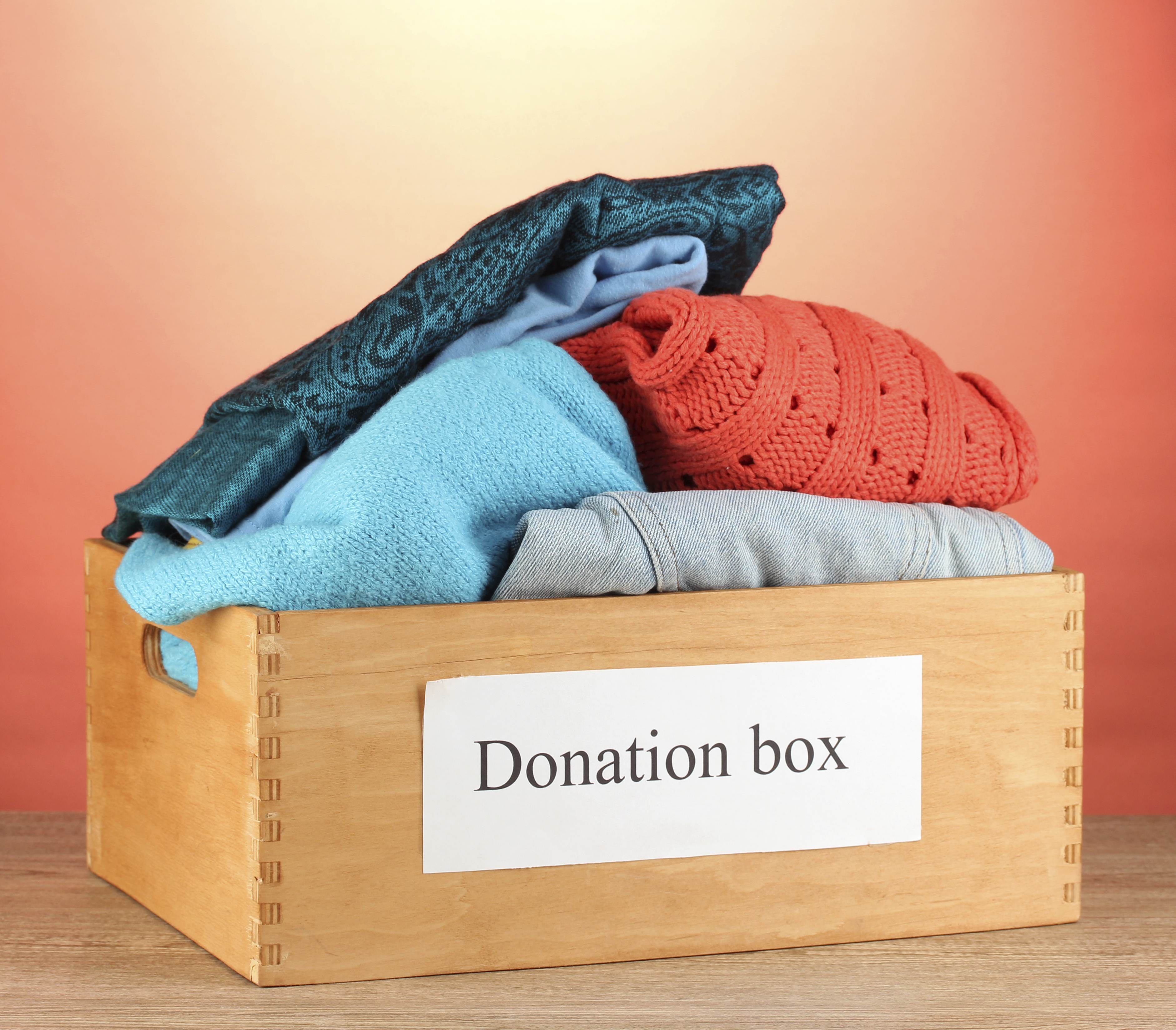Donate Your Clothing to Goodwill | Where the Goodwill Goes