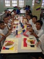 Multi cultural Feast Summer Camp