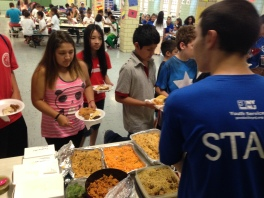 Multicultural Feast Summer Camp